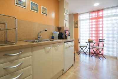 Bel appartement ensoleillé sur la côte Maresme
